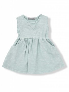 1+ in the family Isaura dress aqua