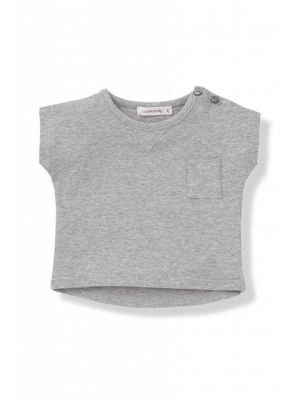 Nacho t-shirt grey