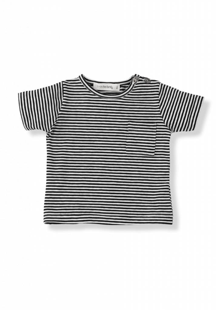 Albert t-shirt black