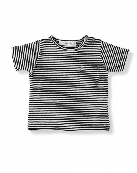 1+ in the family Albert t-shirt black