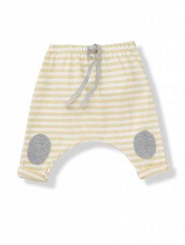 1+ in the family Sammy baggy pants lemon