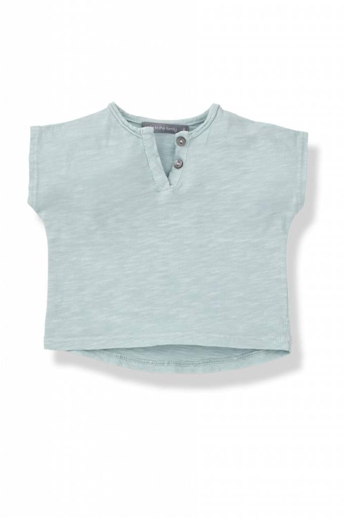 Jan t-shirt aqua