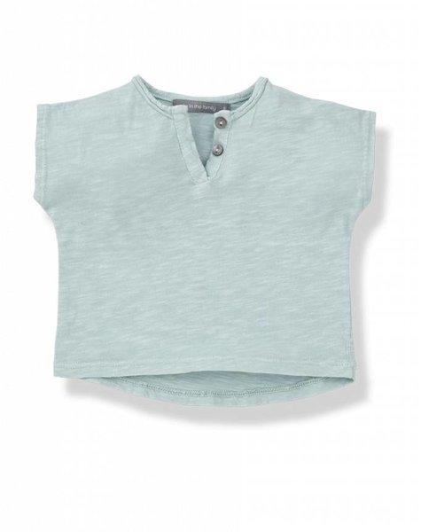 1+ in the family Jan t-shirt aqua