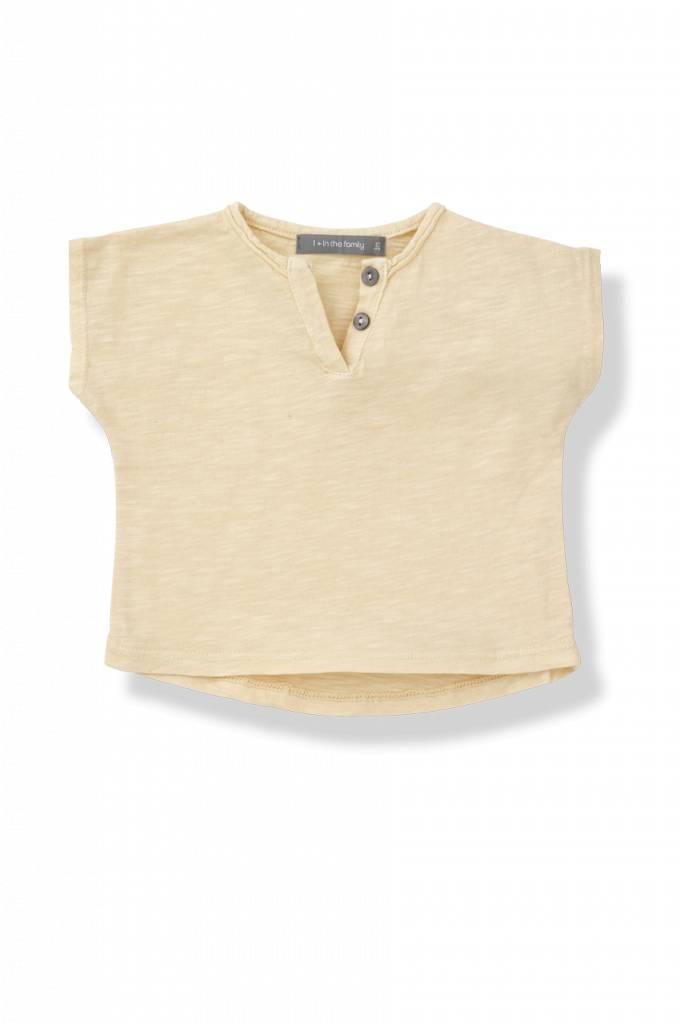 1+ in the family Jan t-shirt lemon