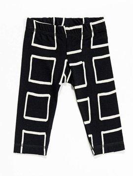Mainio Frames baby leggings black