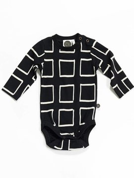 Mainio Frames Bodysuit Black