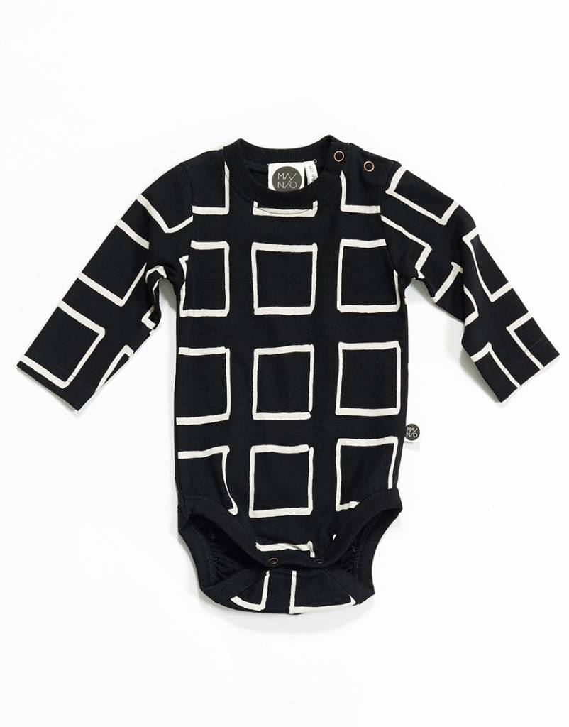 Frames Bodysuit Black