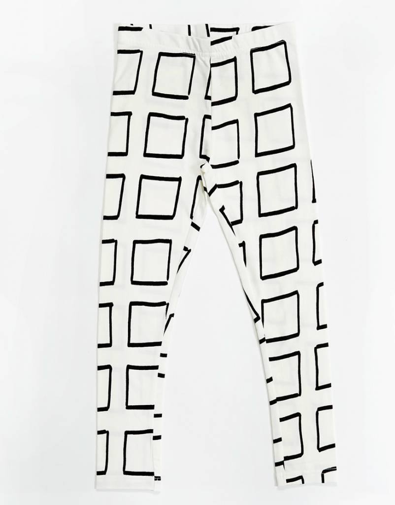 Mainio Frames leggings white