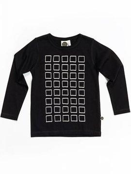 Mainio Frames Long sleeve T-shirt Black