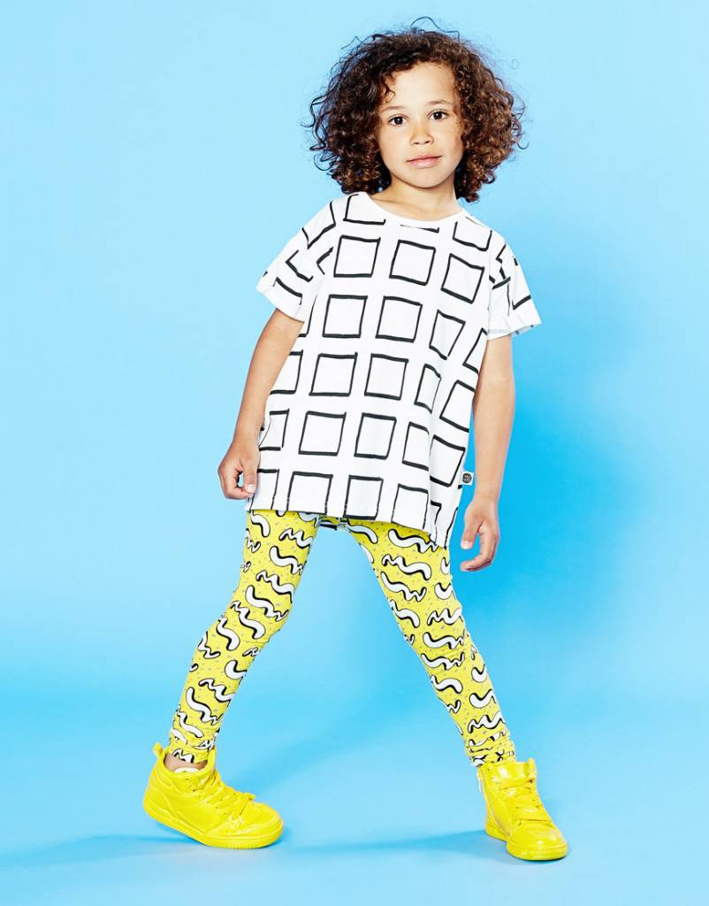 Mainio Motion leggings yellow