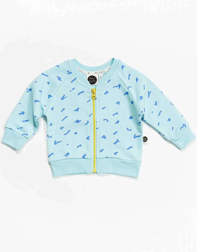 Scratch Baby Jacket
