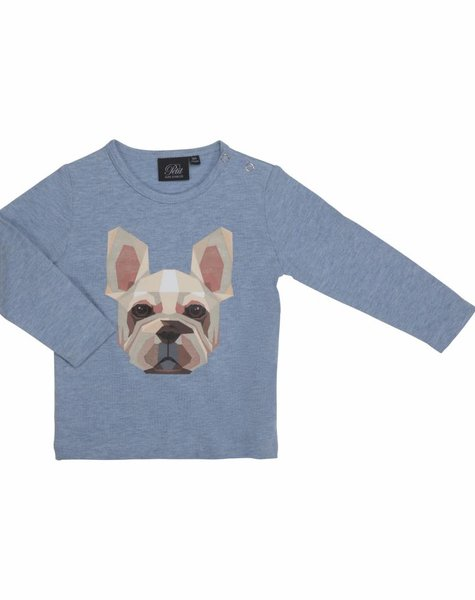 Petit by Sofie Schnoor T-shirt light blue