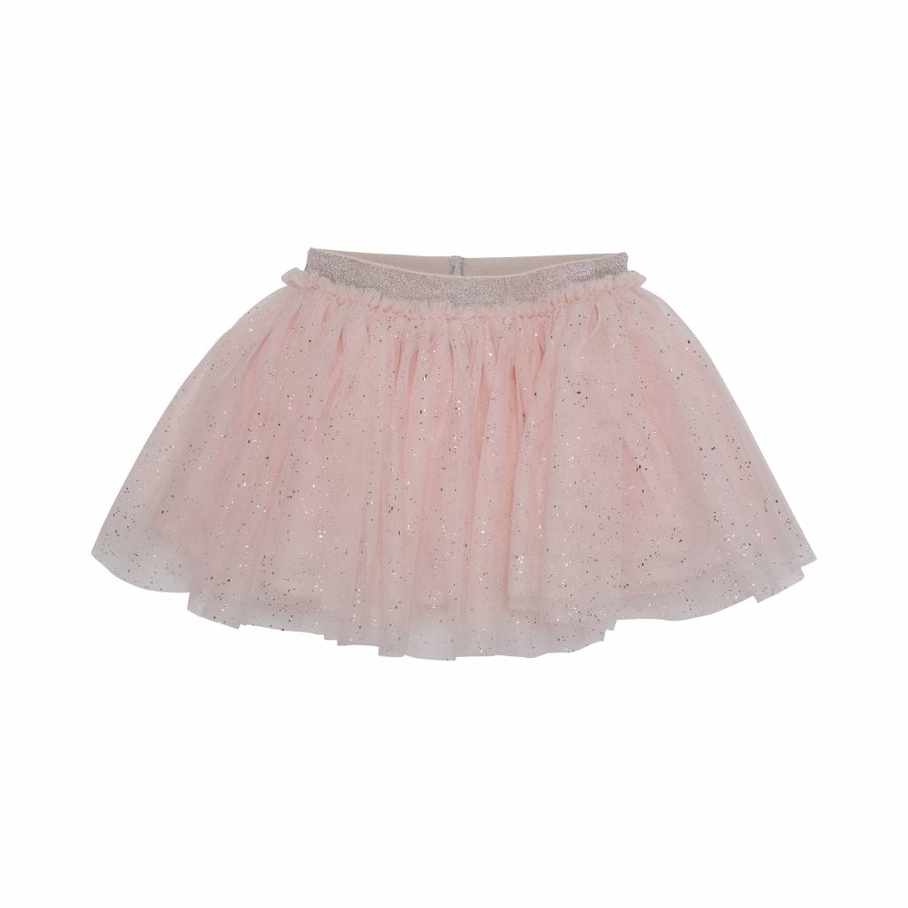 Petit by Sofie Schnoor Pink sparkle skirt