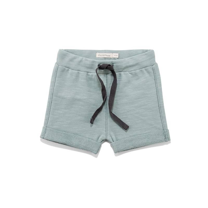 Phil+Phae Sweat shorts Bae Sage
