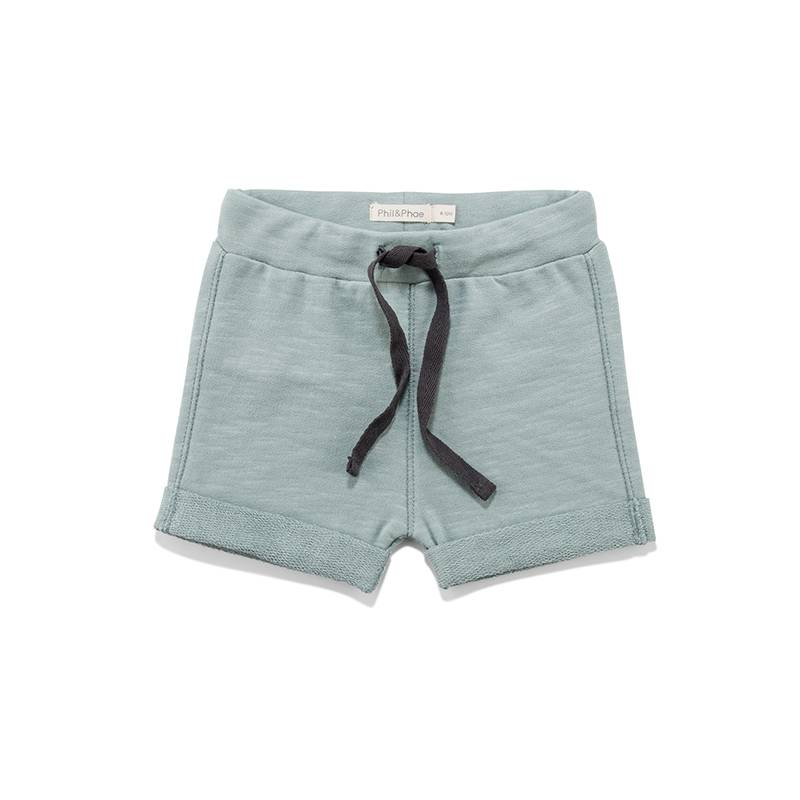 Sweat shorts Bae Sage