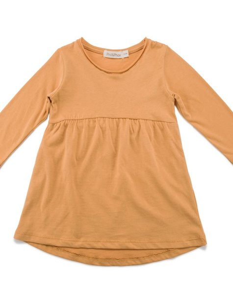 Phil+Phae Dress Mila golden