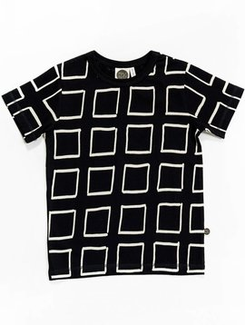 Mainio Frames T-shirt Black