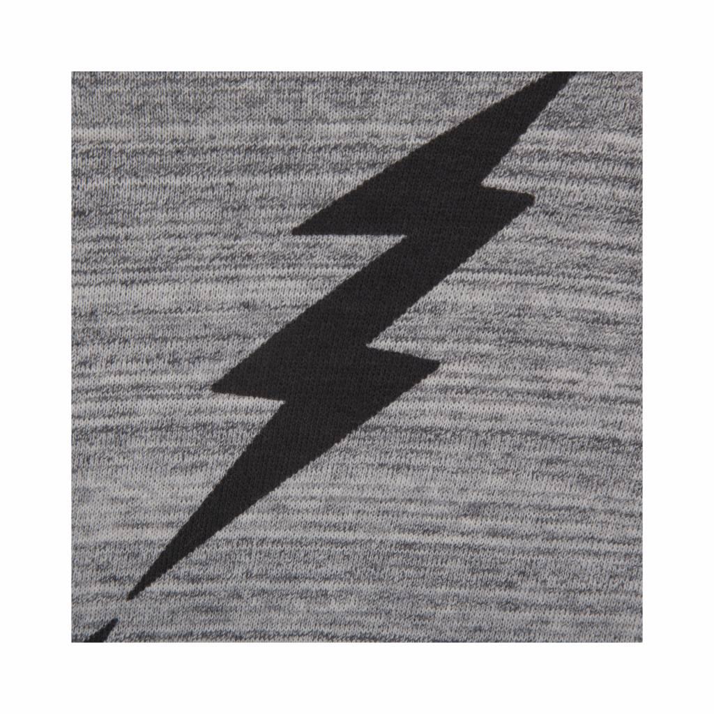 Sweat grey melange lightning