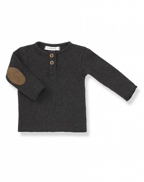 1+ in the family Dani t-shirt anthracite