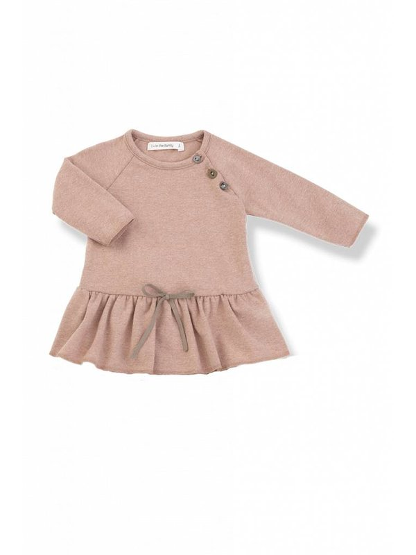 LAATSTE MAAT 18M Liz dress rose