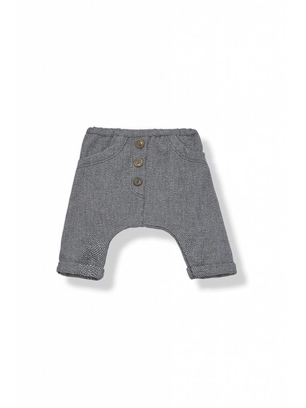 Bertran baggy pants blue