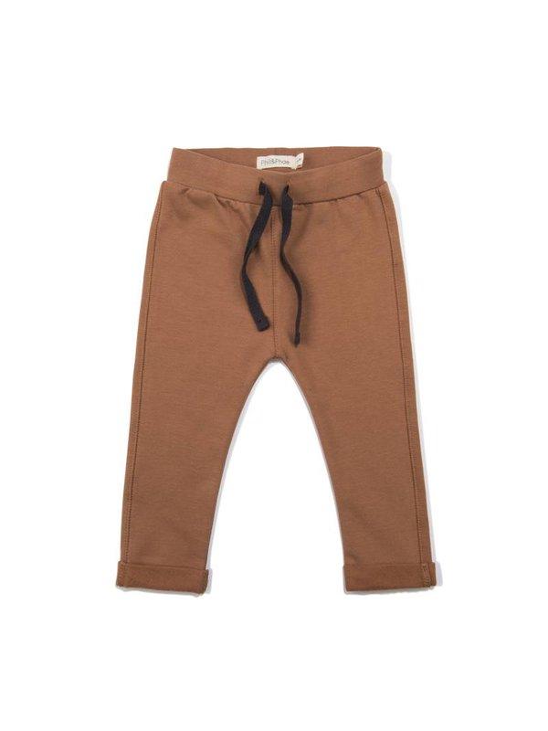 Sweatpants Noah acorn LAATSTE MAAT 0-3M
