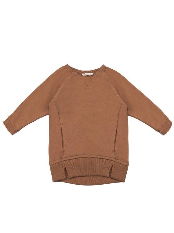 LAATSTE MAAT 3-6M Sweater Mads acorn