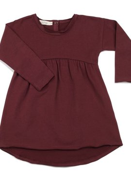 Phil+Phae SOLD OUT Dress Moise dark berry