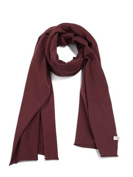 Phil+Phae Scarf Soo dark berry