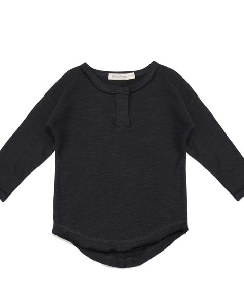 Phil+Phae Top Hayley charcoal