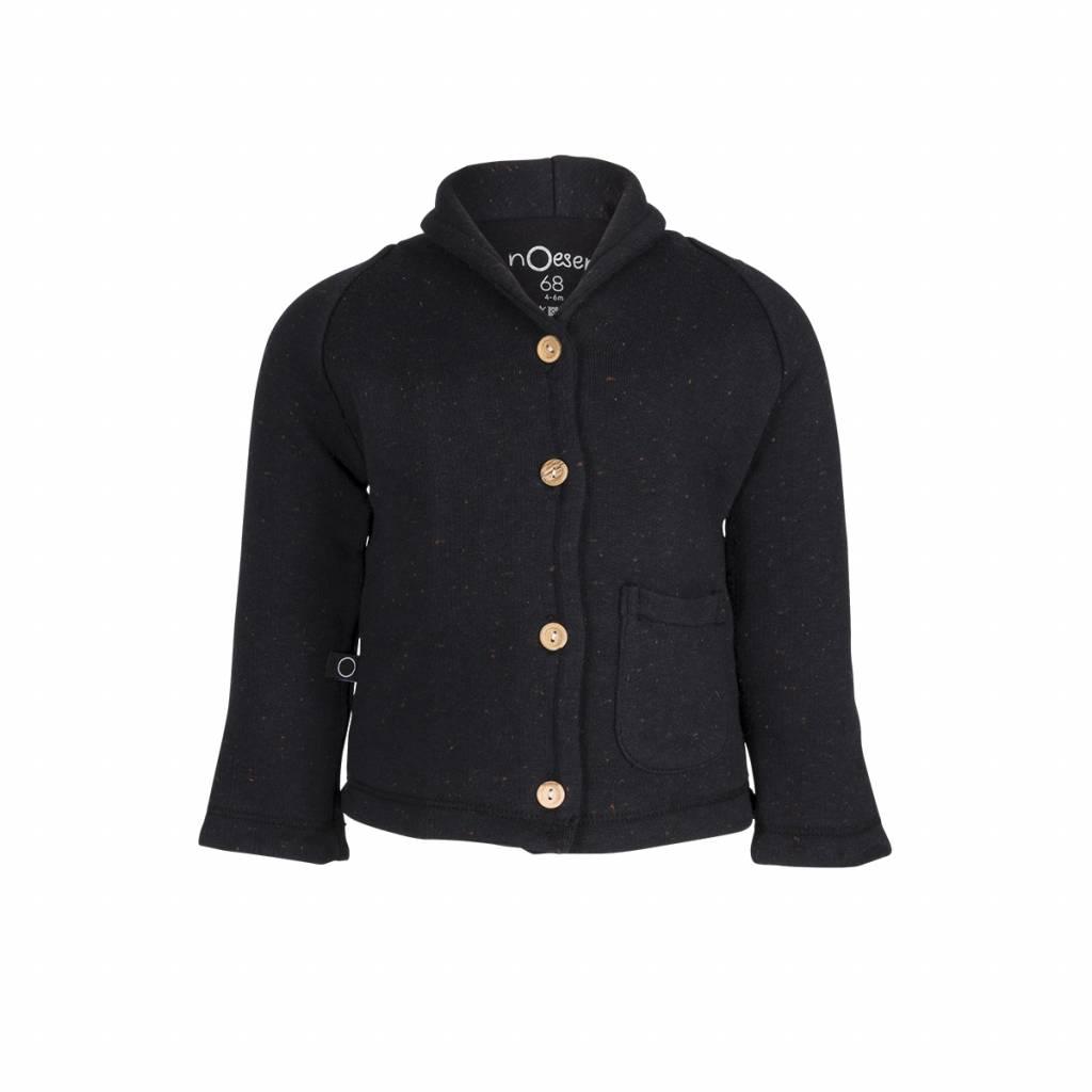 Ceder jacket black