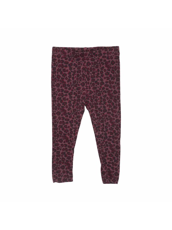 Rouge Leopard pants