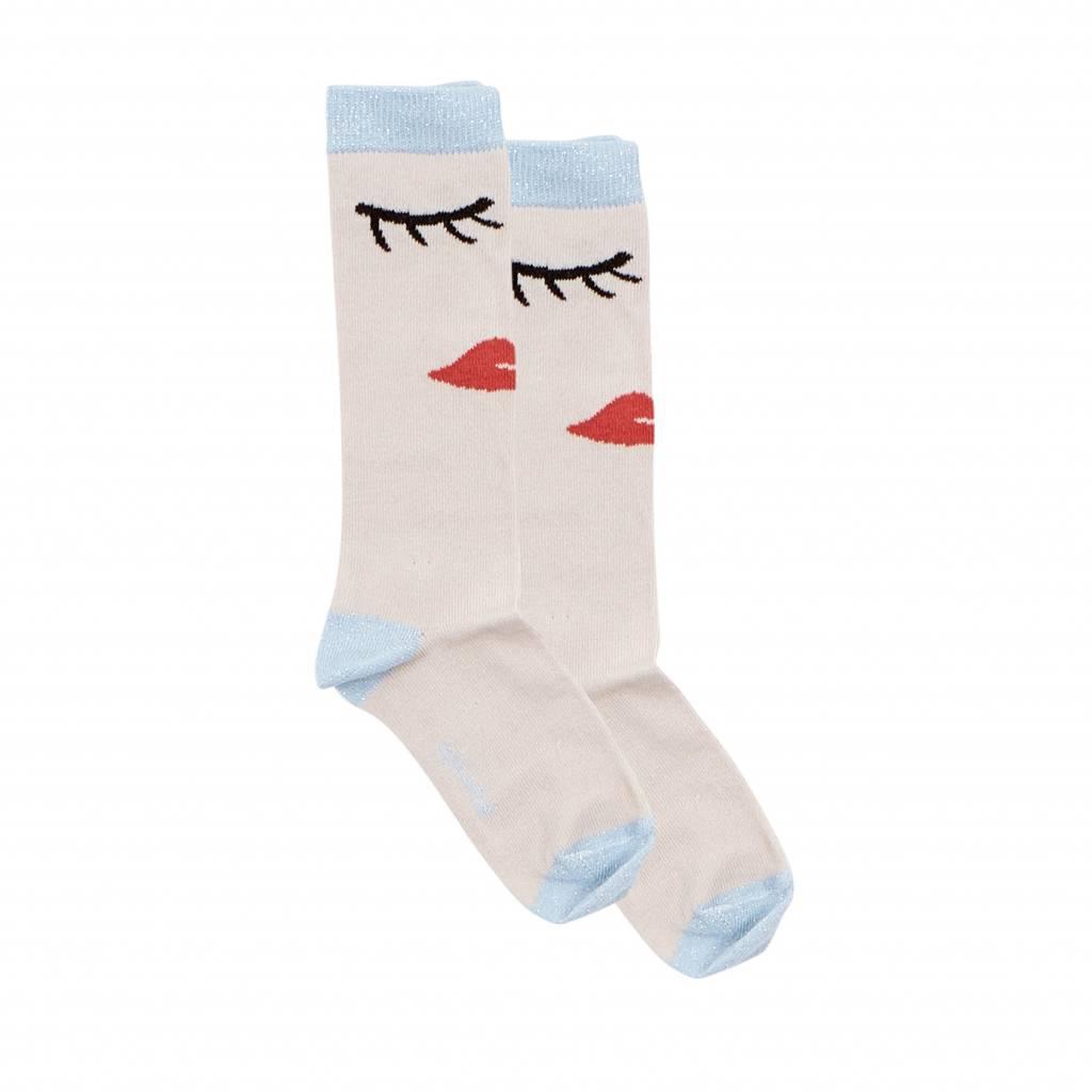 Lips socks