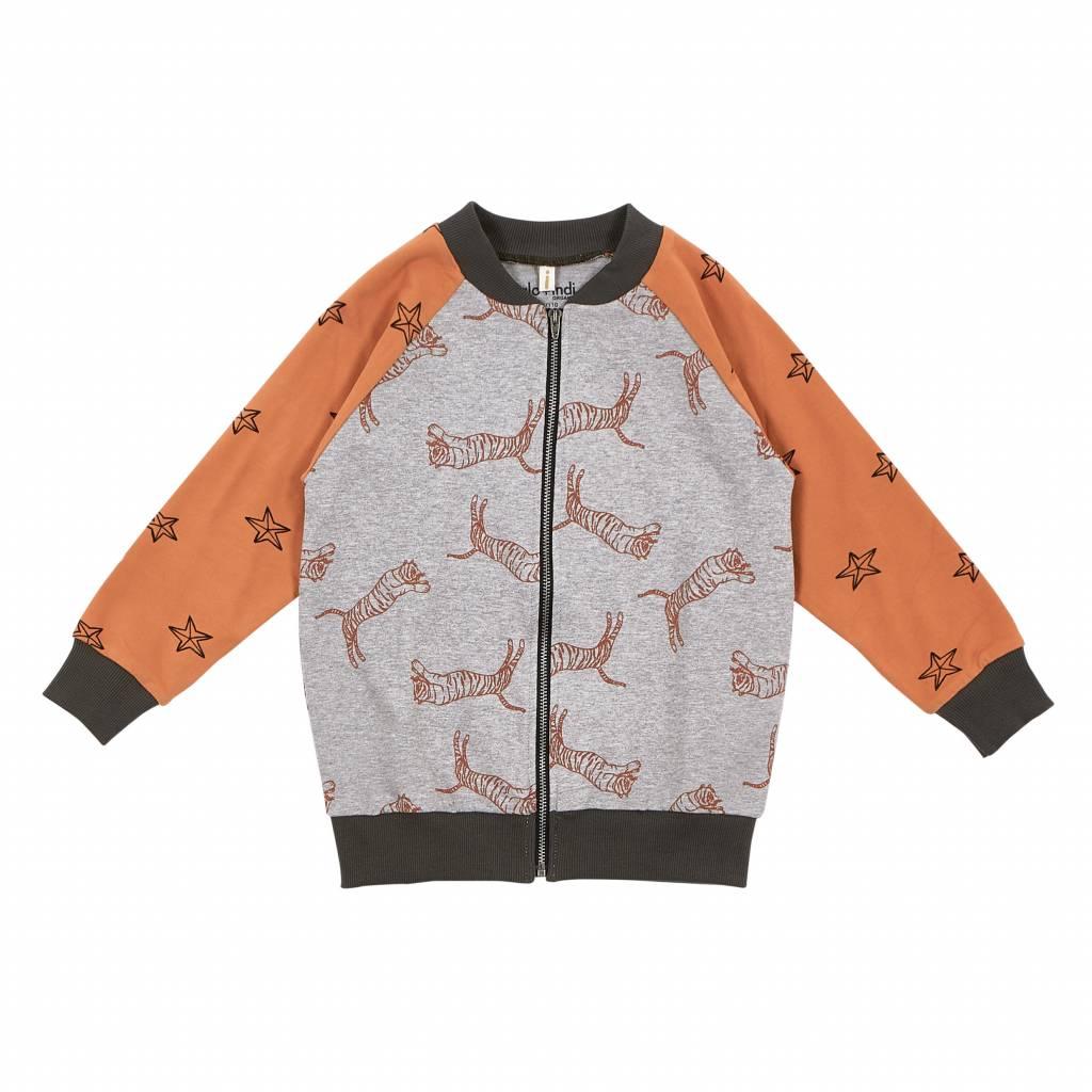 Tiger star jacket