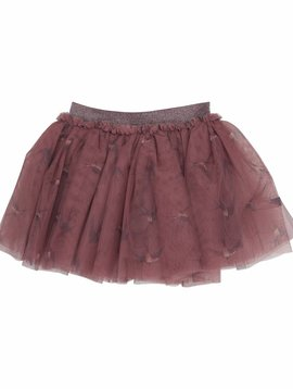 Petit by Sofie Schnoor Tull skirt rouge