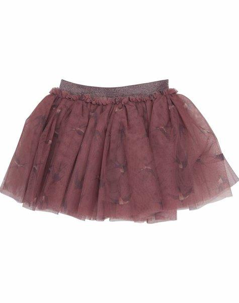 Petit by Sofie Schnoor Tull skirt rouge