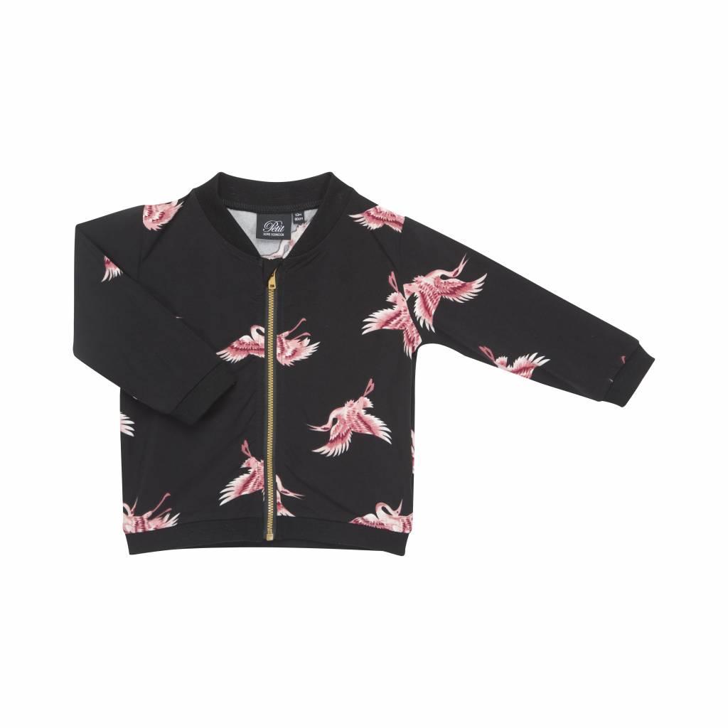 Jacket bird