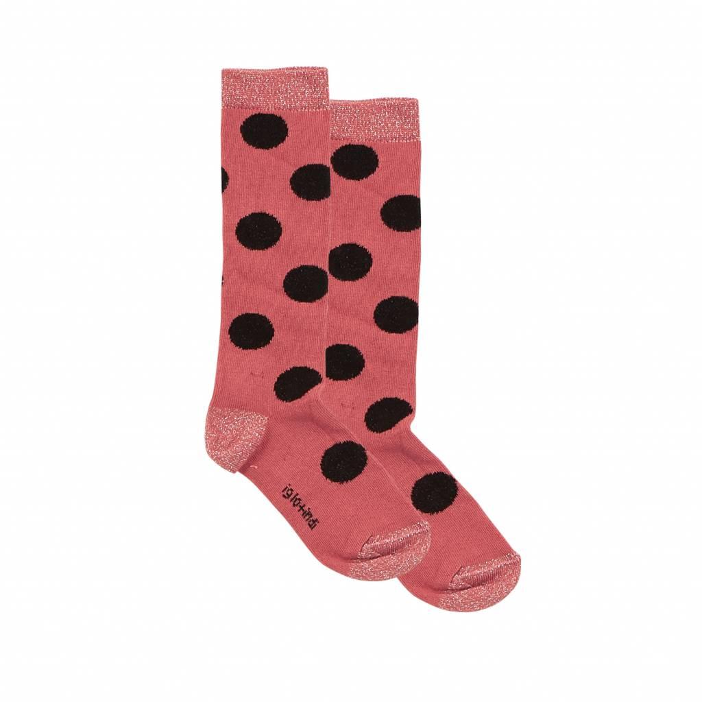 Iglo+Indi Dots socks