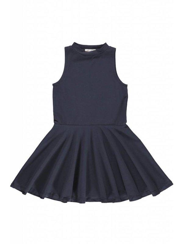Ebba dress dark washed