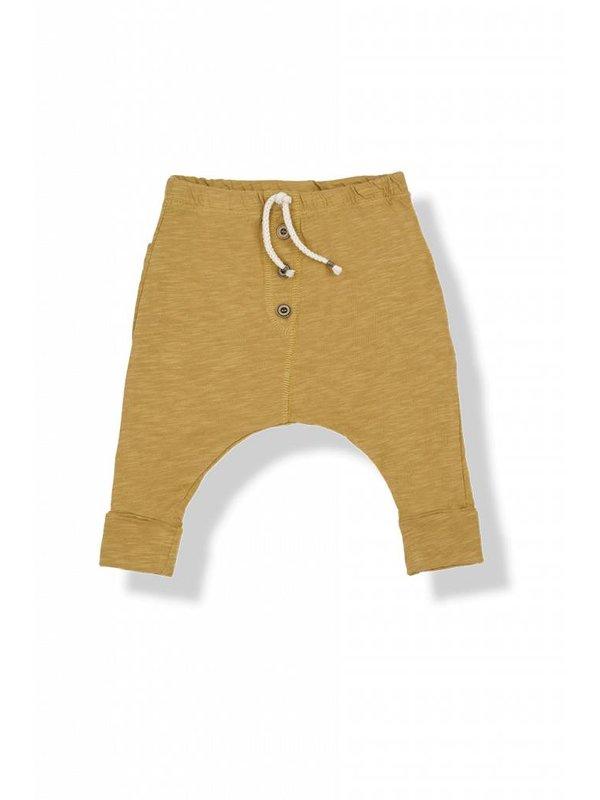 Raul pants mustard