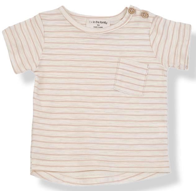Magritte short sleeve t-shirt alba