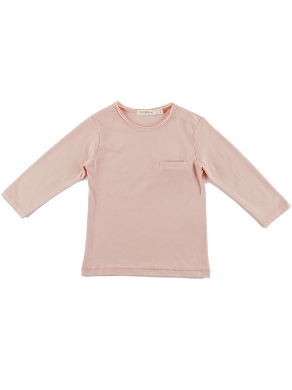 Pocket Tee blush