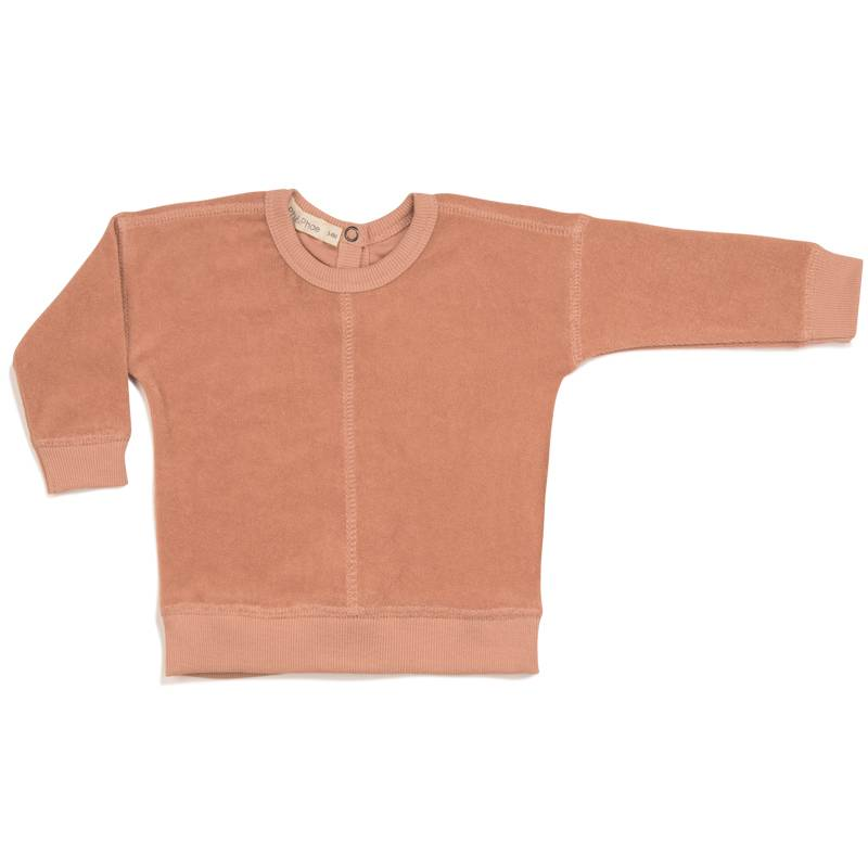 Frotté Sweater Toffee
