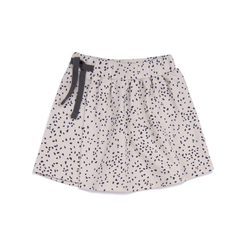 Skirt print oatmeal