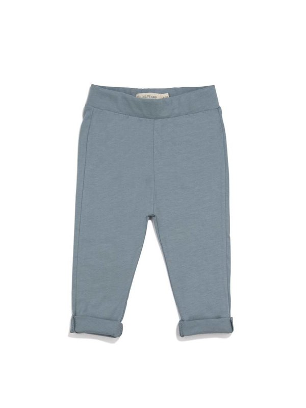Summer pants lavender blue