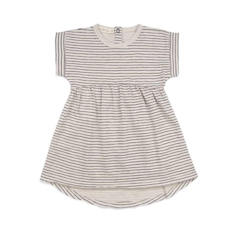 Dress stripe oatmeal