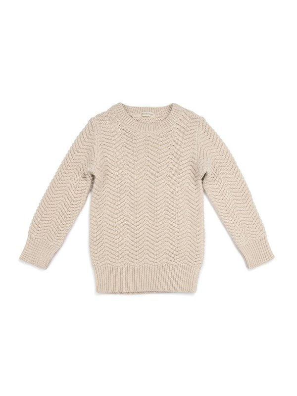 Chunky knit sweater LAATSTE MAAT 2Y