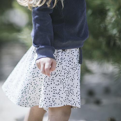 Phil+Phae Print Skirt