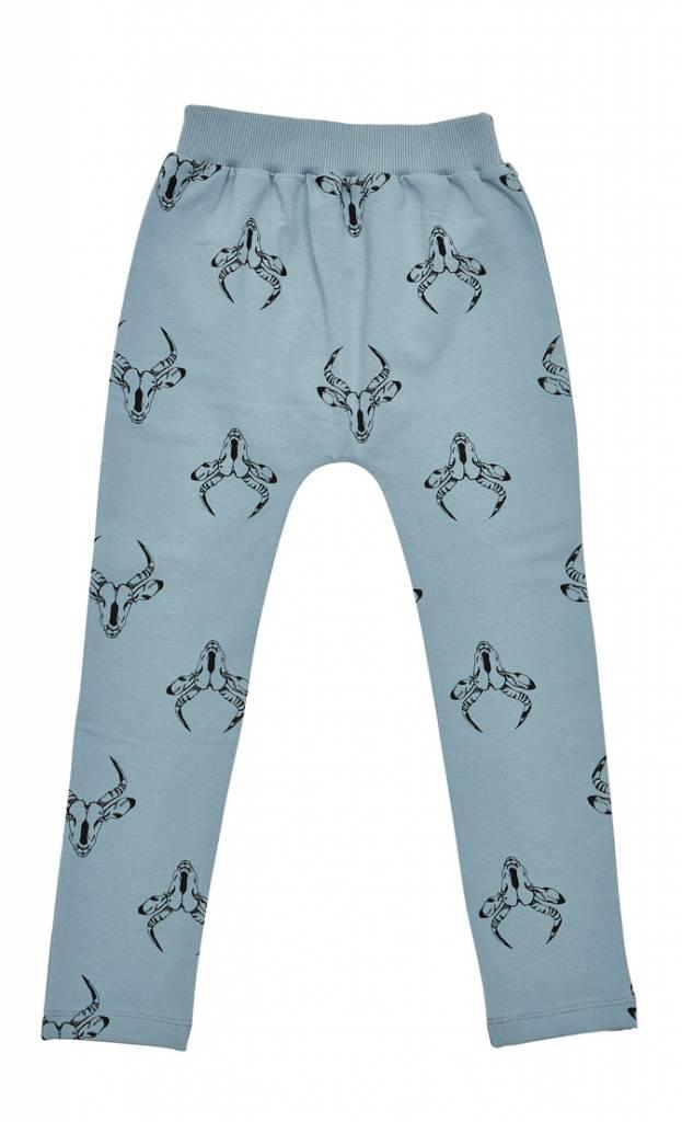 Blue Gasella Pants
