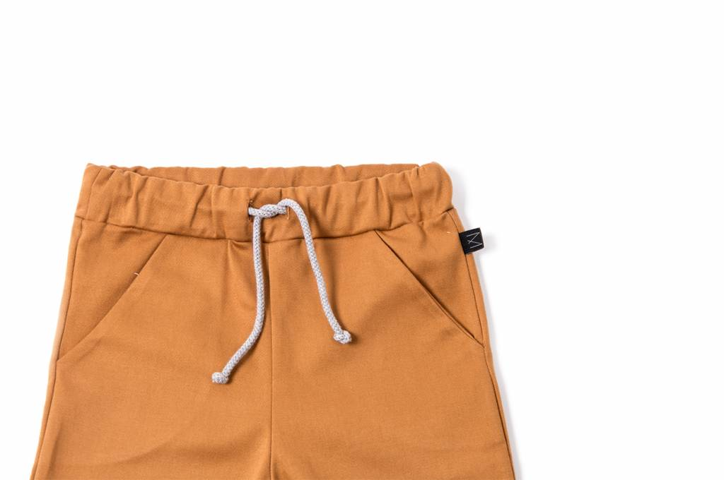 Camel Pocket Pants